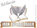 """Jana Chantelau gehört zum Netzwerk """"Iron Buchblogger"""""""